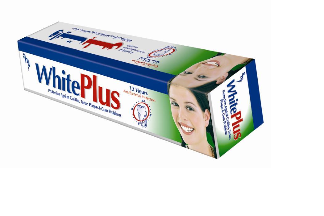 WHITEPLUS Toothpaste (WHITEPLUS зубная паста)