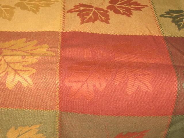 Cotton Woven Jacquard Table Cloth (Хлопок жаккард тканые скатерти)