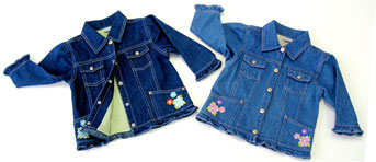 Jacket For Baby And Children (Куртки для детей Baby And)