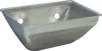 D Type Metallic Bucket