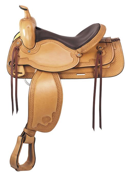 Western Saddle (Западные Седло)
