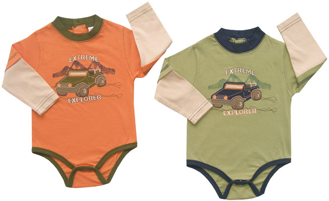 Baby Wear, Children Wear
