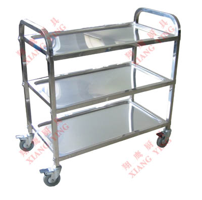 Stainless Steel Service Carts (Нержавеющая сталь службы тележки)