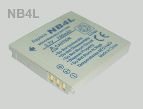 Digital Camera Battery / Camcorder Battery Canon NB-4L (Цифровая камера Батарея / аккумулятор видеокамеры Canon NB-4L)