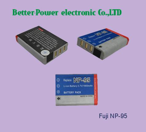 Digital Camera Battery / Camcorder Battery Fujifilm NP-95 (Цифровая камера Батарея / аккумулятор видеокамеры Fujifilm NP-95)