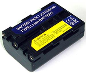 Digital camera Battery / Camcorder Battery Sony NP-QM51 (Цифровая камера Батарея / аккумулятор видеокамеры Sony NP-QM51)
