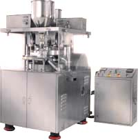 High Speed Tablet Press (High-Speed-Tablet Presse)