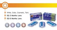 EQ Series Contact Lenses (EQ Series Lentilles de contact)
