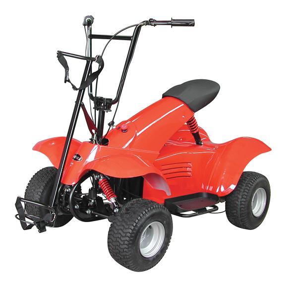 4-wheel Multi-function Electric Cart (4 колеса Многофункциональные электрические Корзина)