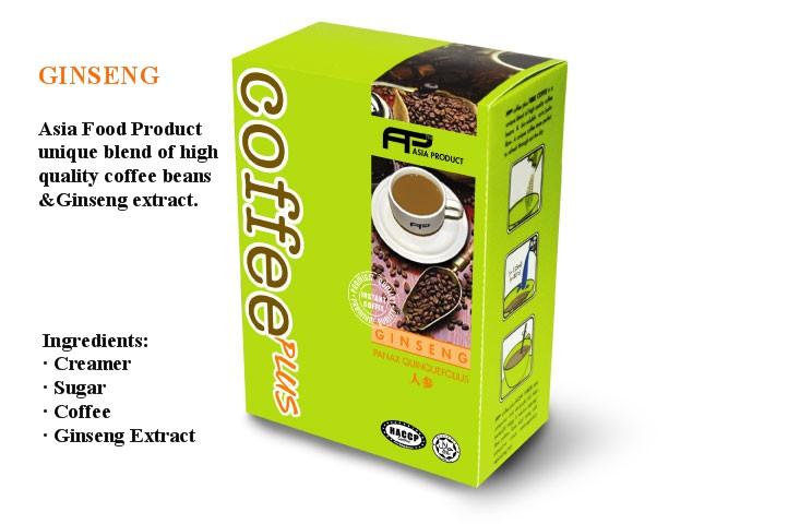 Instant Coffee (Растворимый кофе)
