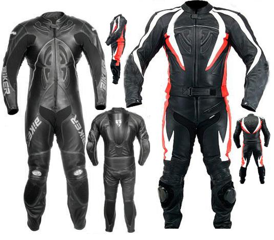 Leather Racing Suit Bi-2700
