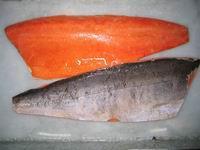 Frozen Chum Salmon Fillet (Замороженное филе кеты)