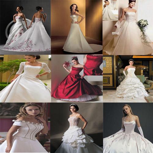 Элегантные свадебные платья (нет минимального заказа)
