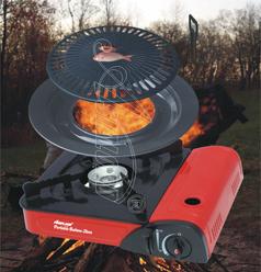 Portable Gas Cooker - CE Approved (Портативный Газовая плита - CE Утвержденный)