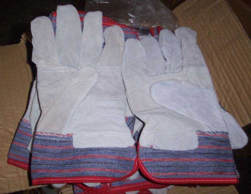ing Combination Working Gloves (Ing комбинированные Рабочие перчатки)