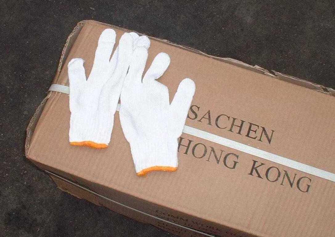 ing Cotton Gloves (Ing хлопчатобумажные перчатки)