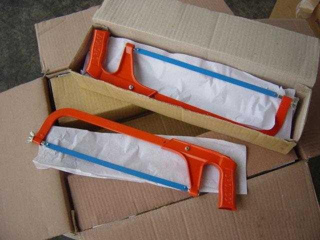 ing Hacksaw Frame (Ing ножовки Frame)
