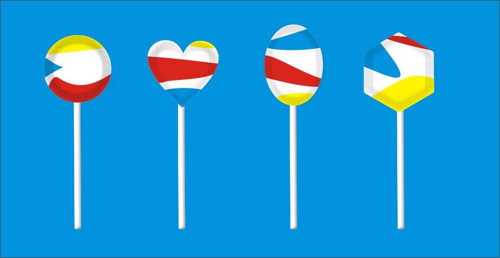 Lollipops 6g, 7g, 10g And 12g (6G леденцов, 7G, 10g и 12g)