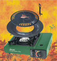 Outdoor Burner - CE approved (Открытый Burner - CE утвержденной)