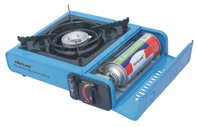 Cassette Butane Stove - CE Approved (Cassette бутан печь - CE Утвержденный)