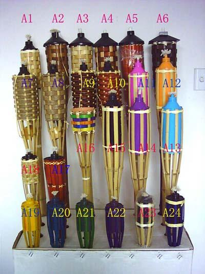 Bamboo Torch (Бамбук Факела)