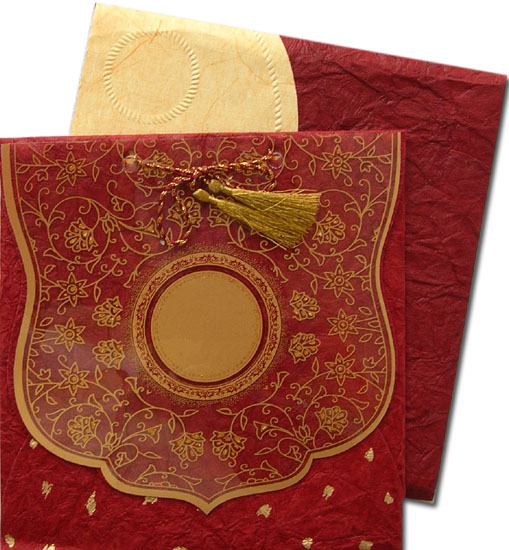 Designers of traditional and trendy Wedding Invitation Cards made of