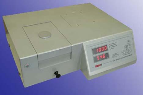 Spectrophotometer (Спектрофотометр)