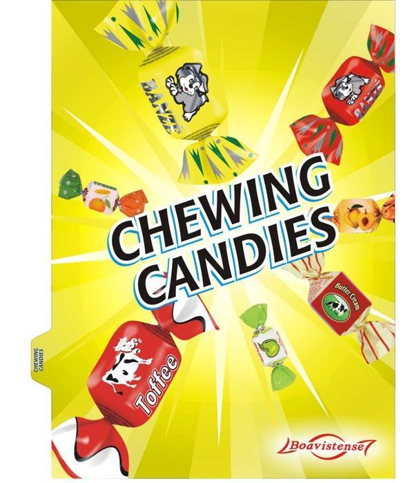 Chewing Candies (Жевательные конфеты)