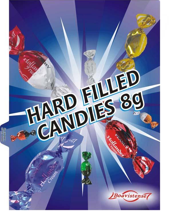 Hard Filled Candies (Жесткий Заполненные конфеты)