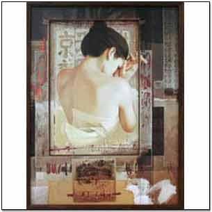 Paint On Frame (Краска на раме)