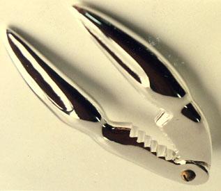 Silver Plated Cramp (Посеребренная Cramp)
