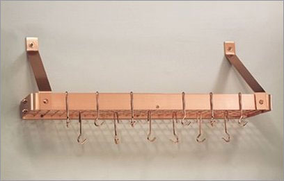 Brass Rack With Hanger (Cuivres Rack La suspente)