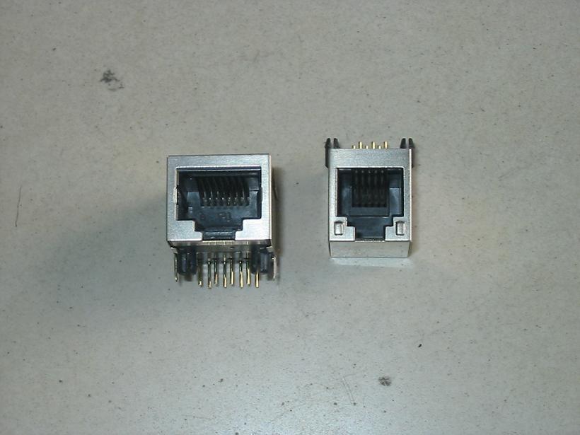 Terminal Jack, Modular Plug (Терминал Джек, Разъем)