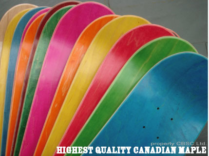 Skateboard Deck Canadian Maple (Скейтборд палубы канадского клена)