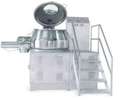 Rapid Mixer Granulator (Rapid Granulator Mixer)