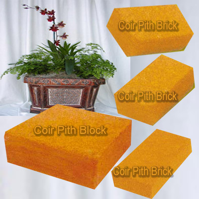 Coir Pith (Кокосовая Пробковые)