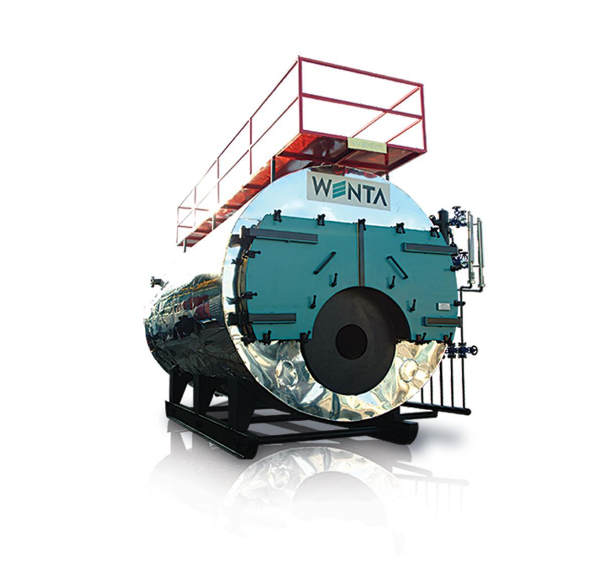 Steam Boiler (Паровой котел)