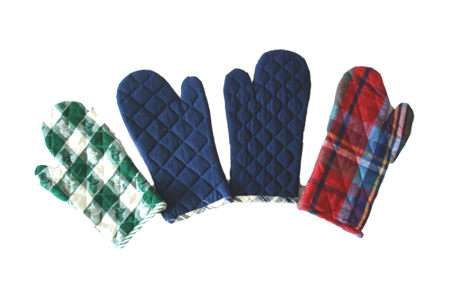 Oven Gloves (Духовка Перчатки)
