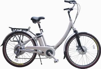 Electric Bicycle Lady (Электрический Велосипед леди)