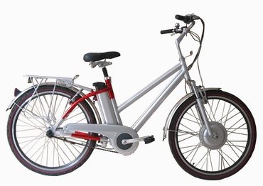 Electric Bicycle Mix F (Электровелосипеды Mix F)