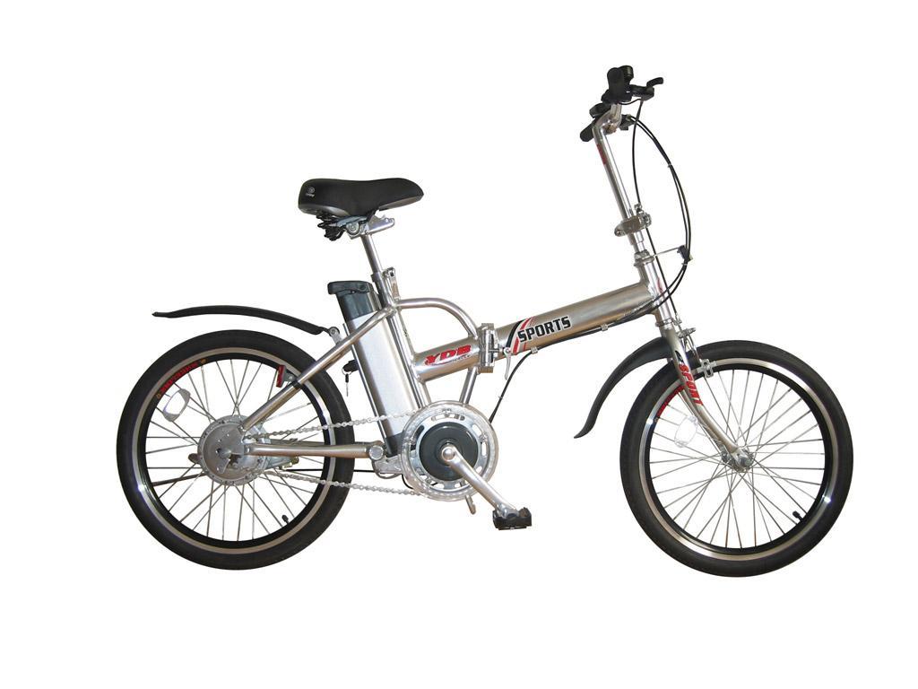 Electric Bicycle Folding (Электрический складной велосипед)