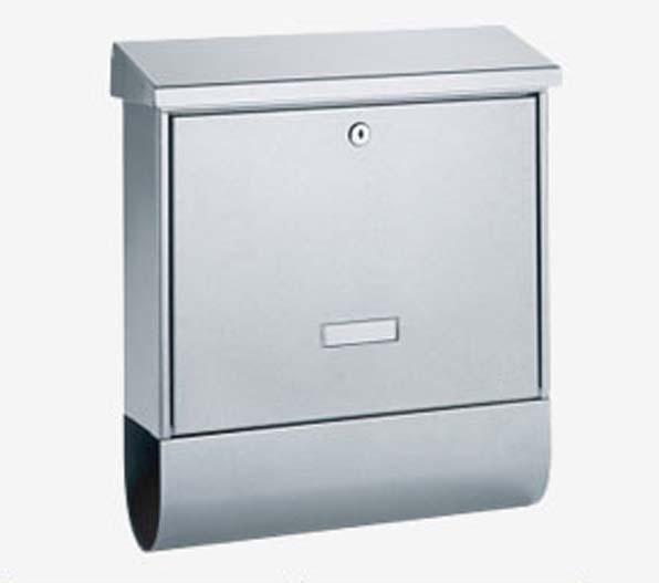 Stainless Steel Mailbox (Нержавеющая сталь Почтовый ящик)