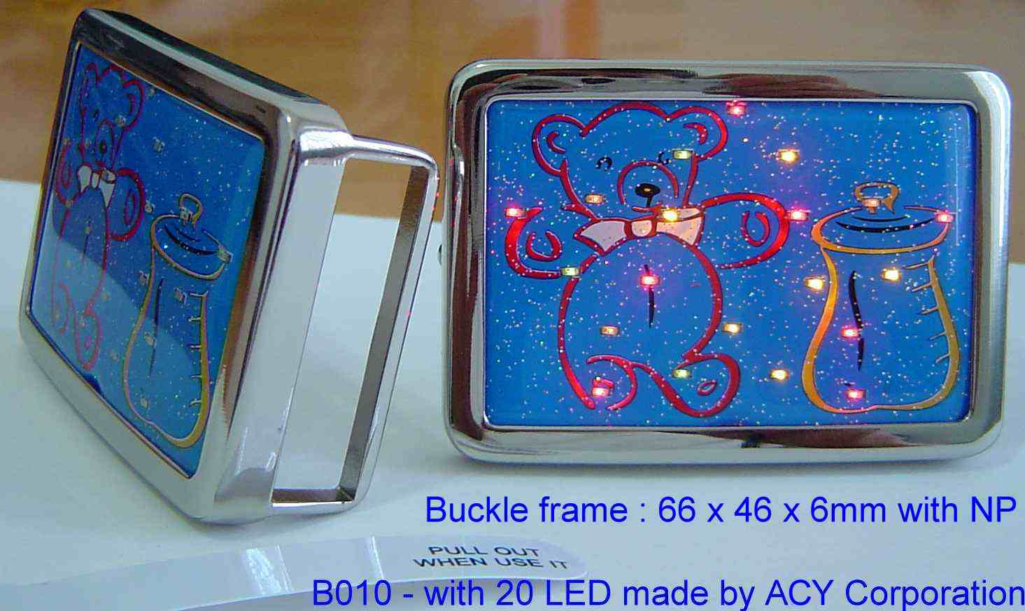 Innovation LED Bear Buckle (Innovation LED Bear Buckle)