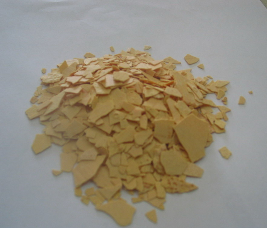 Sodium Sulphide Yellow & Red Flakes (Natriumsulfid Yellow & Red Flakes)