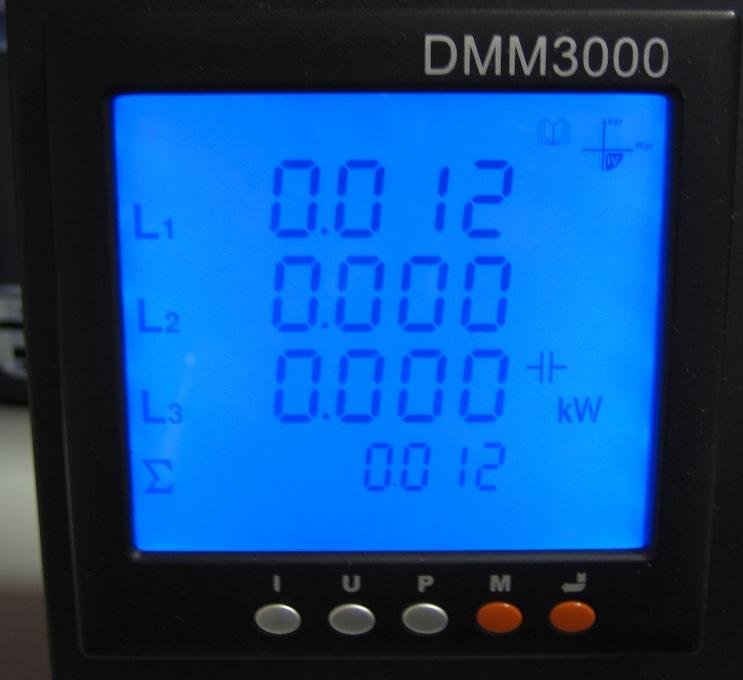 Multi Meter 96 X 96 (Multi Meter 96 X 96)