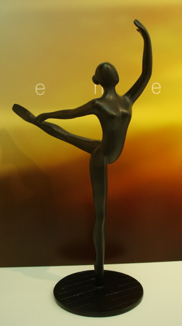 Ballerina Figurine (Ballerina Figurine)