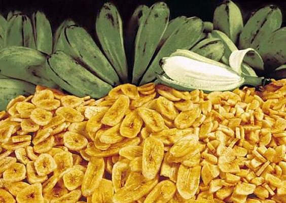 Banana Chips (Банановые чипсы)