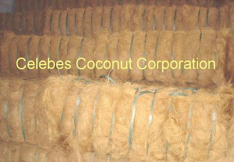 Coconut Fiber And Coconut Peat