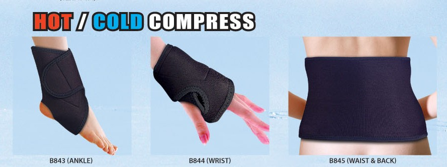 Neoprene Hot / Cold Compress -Health Care (Неопрен горячий / холодный компресс-Лечебное)