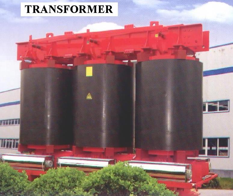 Transformer / Reactors (Трансформатор / реакторы)